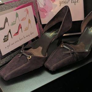 Kitten heel Kate Spade shoes